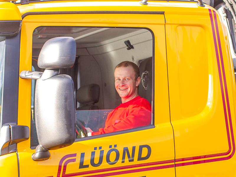 Luond-Transport-AG-Ibach-Schwyz-Mitarbeiter-Adi-Imhof
