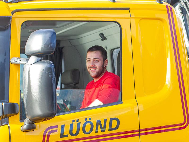 Luond-Transport-AG-Ibach-Schwyz-Mitarbeiter-Albert-Fach