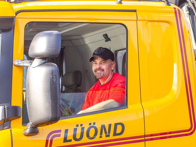 Luond-Transport-AG-Ibach-Schwyz-Mitarbeiter-Marco-Herger